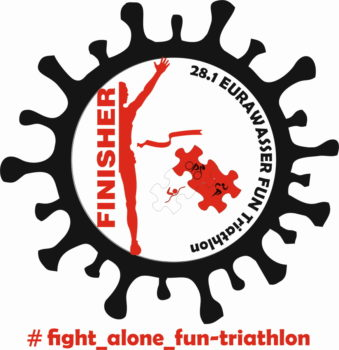#fight_alone_fun-triathlon - Der 28.1 EURAWASSER Fun-Triathlon geht auf der Sprintdistanz in Güstrow an den Start!