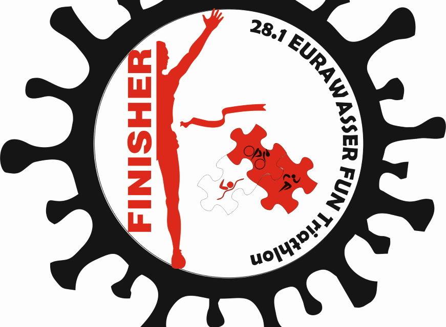 28.1 EURAWASSER Fun-Triathlon geht auf der Sprintdistanz an den Start