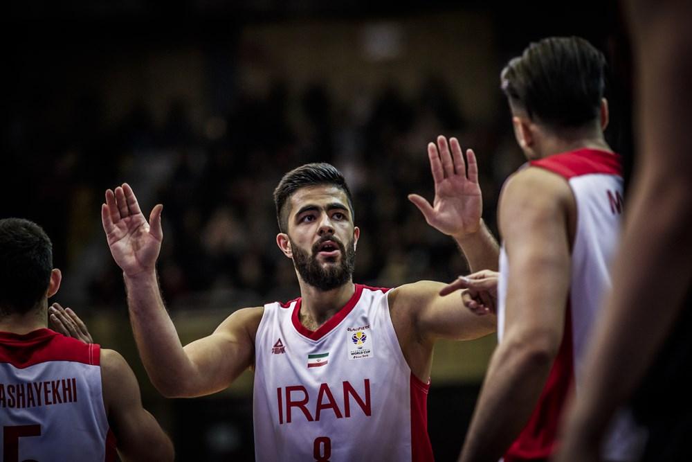 Der iranische Nationalspieler Behnam Yakhchali wurde von den Rostock Seawolves verpflichtet. Foto: fiba.basketball