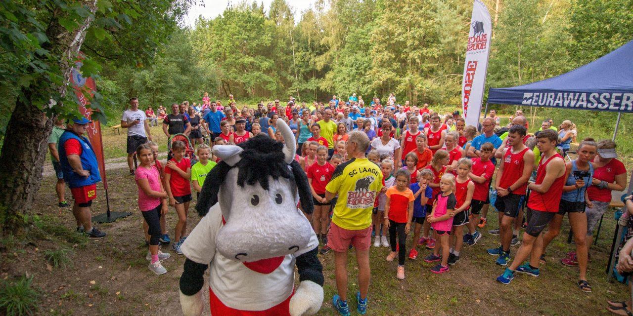 Aktives sportliches Leben kehrt zurück – BLOCKY-BLOCK Lauf findet statt