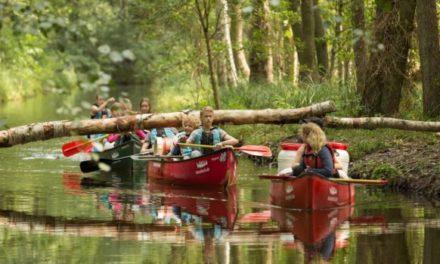 Sommerferien mit der Sportjugend – Kanuwandertour Mecklenburgische Seenplatte