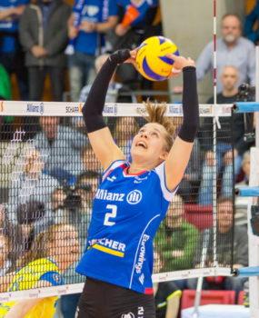 Femke Stoltenborg vom SSC Palmberg Schwerin verpflichtet - Foto: Eckhard Mai