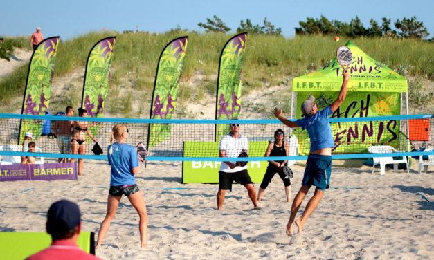 Titel beim BARMER Beach Tennis Cup 2020 bleiben in MV