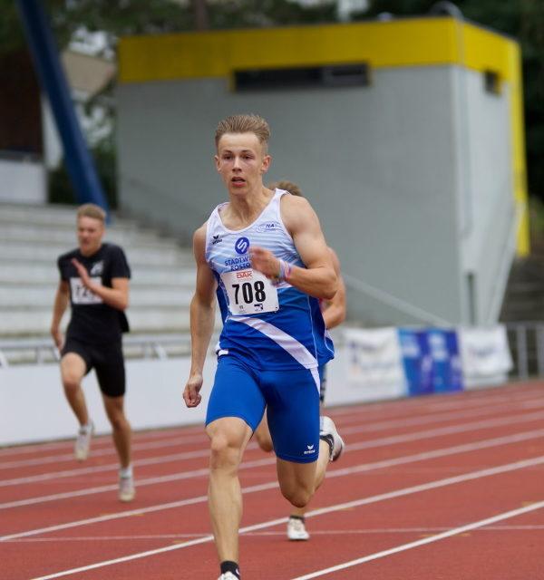 Qualifikationsmeeting – Leichtathleten unterzogen sich letztem Test