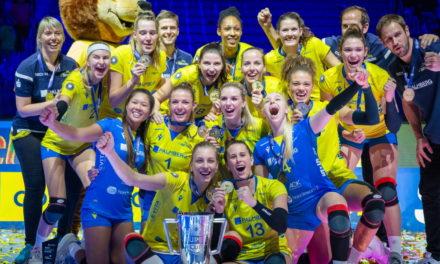 Volleyball Supercup wird in Dresden gespielt