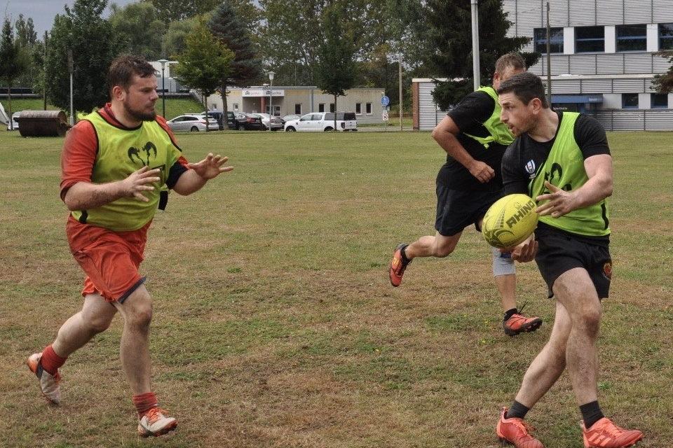 Rugbyspielgemeinschaft MV startet mit Trainingscamp in Corona-Saison