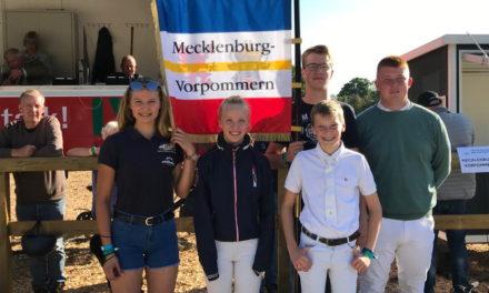 Deutsche Jugendmeisterschaft der Springreiter