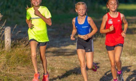 Am Sonntag geht's zum Kinderlauf nach Laage