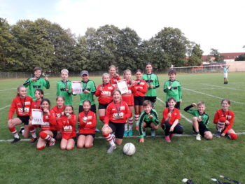 Faustball Landesmeisterschaft U12