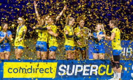 comdirect Supercup vor Zuschauern aber ohne Gästefans