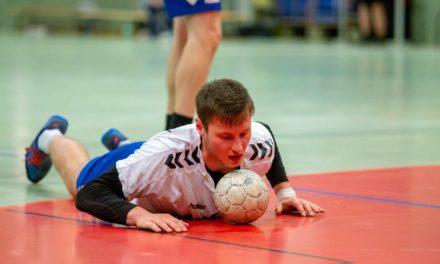 Greifswalder Handballer verlieren nach großem Kampf