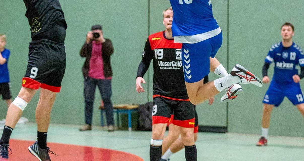 Greifswalder Handballer empfangen Schweriner Drittligareserve