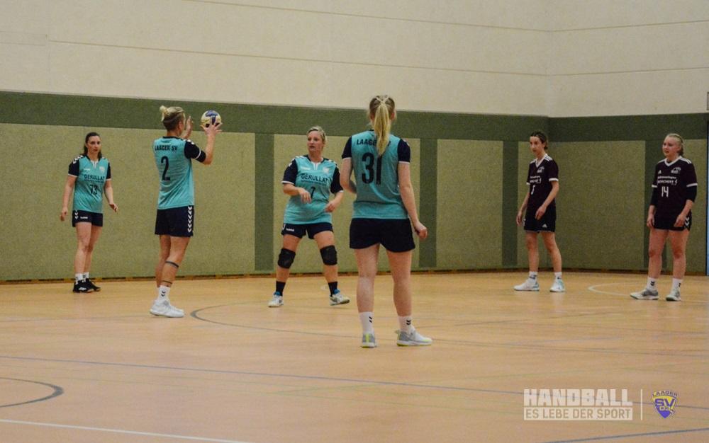 Laager SV 03 Frauen – Ribnitzer HV 10:42 (5:21)