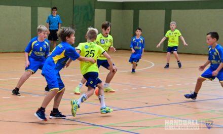 Laager SV 03 mJD – HC Empor Rostock III 2:22 (0:9)