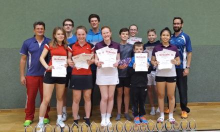 Goldregen für Schwerin bei den U19-Landesmeisterschaften