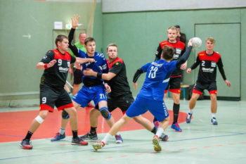 Heimspielniederlage des HC Vorpommern-Greifswald gegen die TSG Wismar | Handball in Mecklenburg-Vorpommern