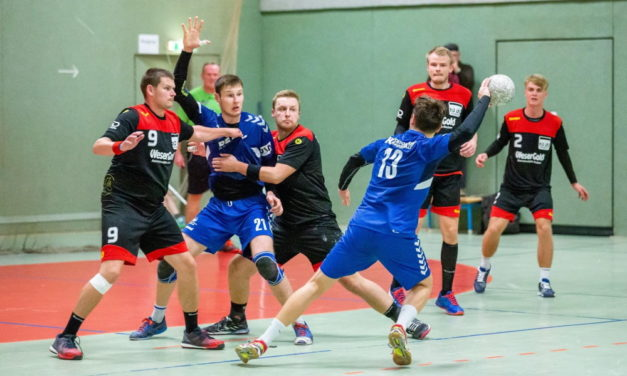 Heimspielniederlage für HC Vorpommern-Greifswald