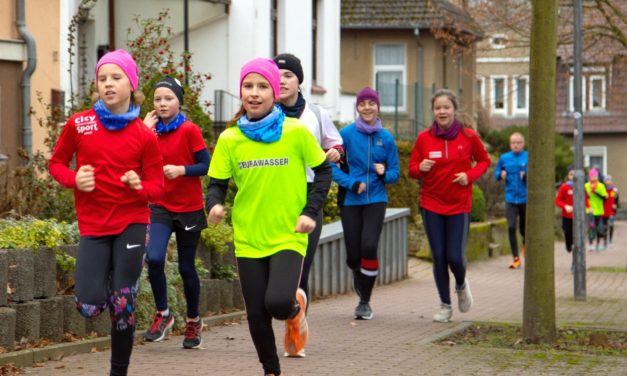 Laufcup-Abschlusslauf in Laage