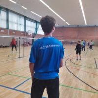 Badminton C-Ranglistenturnier in Schwerin