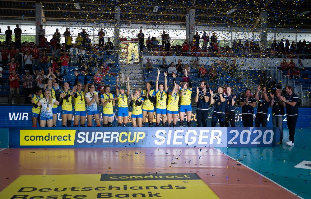 SSC Palmberg Schwerin gewinnt den comdirect Supercup