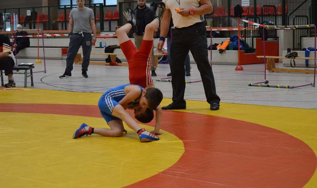 Küstenringer gewinnen Jugendliga in Torgelow