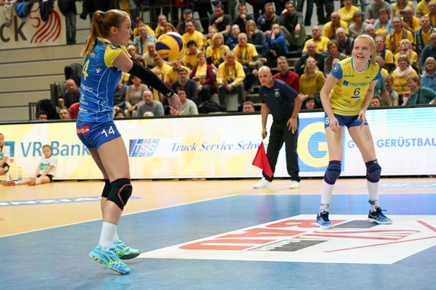 Goldene Zeiten für Schwerin – zumindest im Volleyball
