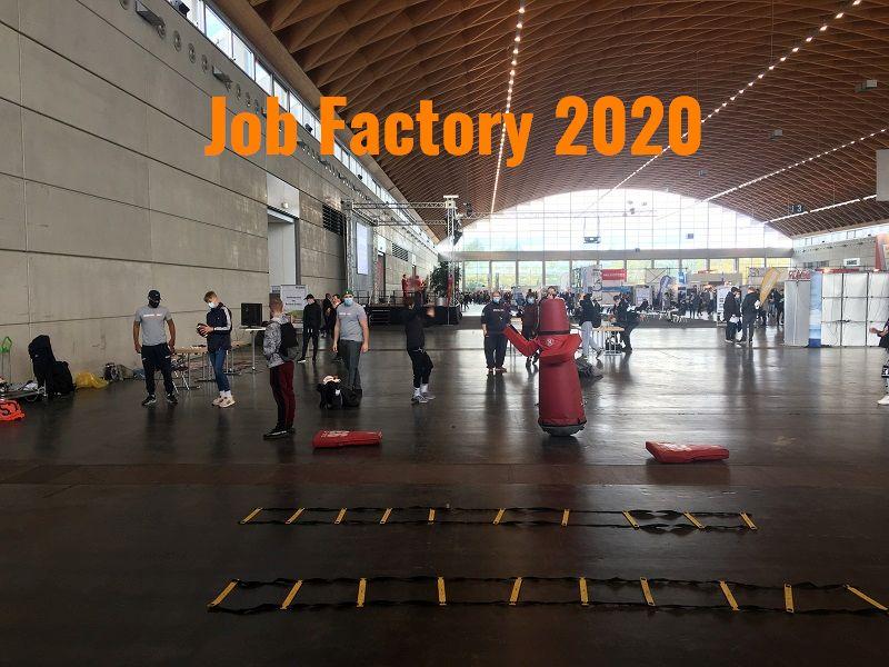 Die Rostocker Job Factory mit den Griffins