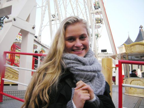 Reingard Backhaus: Große Ziele 2015