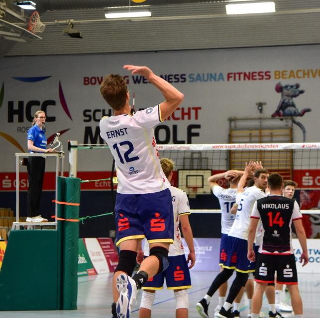 SVW Volleyballer sind zurück