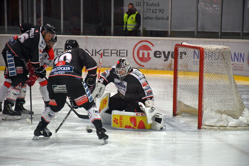 Hockeyspieler des Rostocker Eishockey Club e.V.
