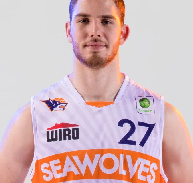 Filip Skobalj wechselt zur Saison 2021/22 ans College