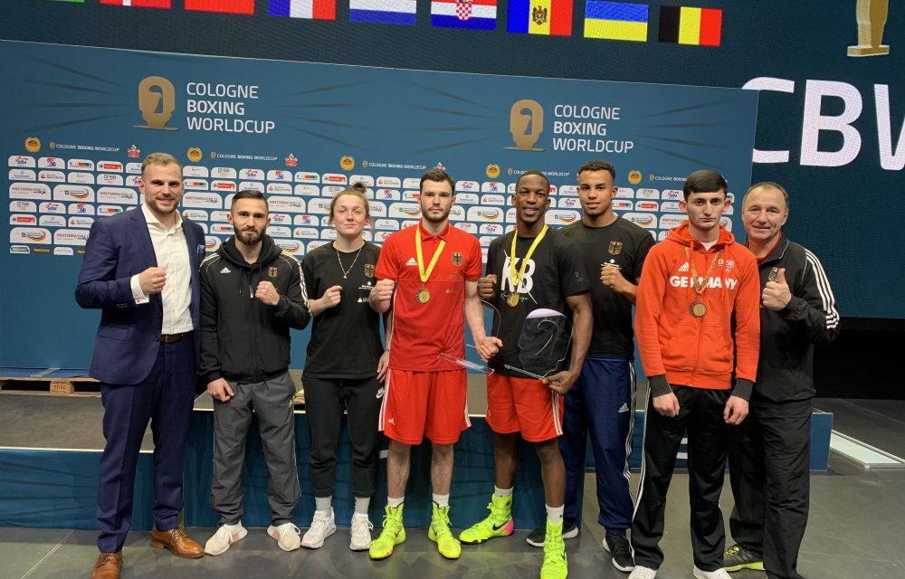 Schweriner Boxer-Duo holt Weltcup-Gold