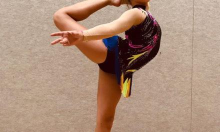 Bentwischer Gymnastinnen verabschieden sich mit internen Wettbewerb