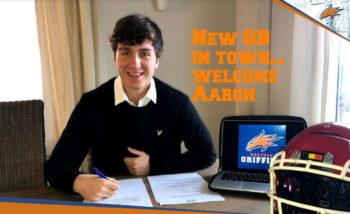 Der Belgier Aaron Vancoillie ist der neue Anführer der Offense der Griffins