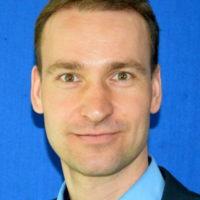 Bastian Dankert, Geschäftsführer des Landesfußballverbandes Mecklenburg-Vorpommern