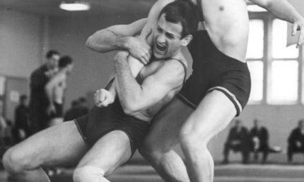 Olympiasieger Lothar Metz verstorben