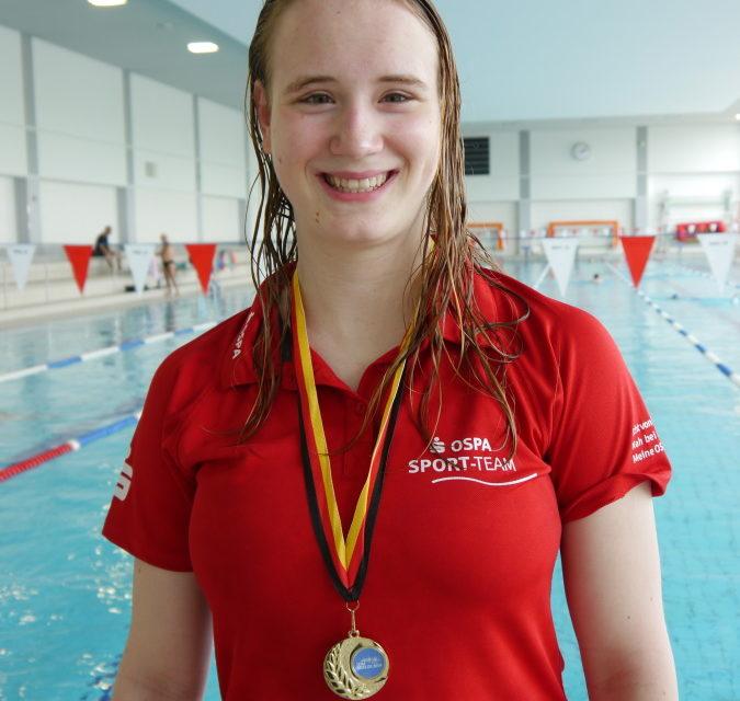 Para Schwimmer*innen testen erfolgreich ihre Form in Potsdam