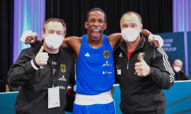 Schweriner Boxer gewinnt Weltcup-Finale in Köln