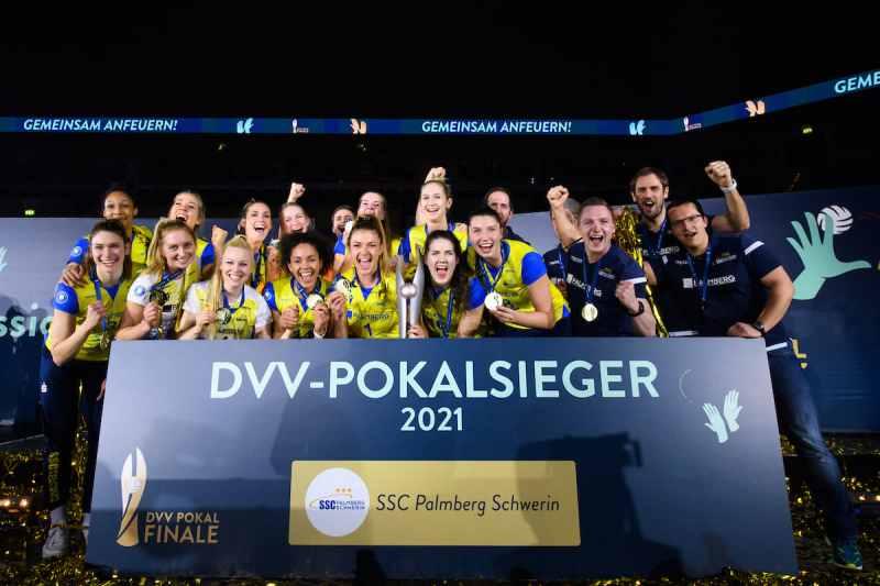 DVV-Pokalsieg für den SSC