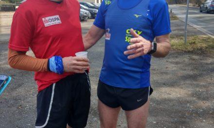 Marathon um Laage – Erlebnis und auch Qual