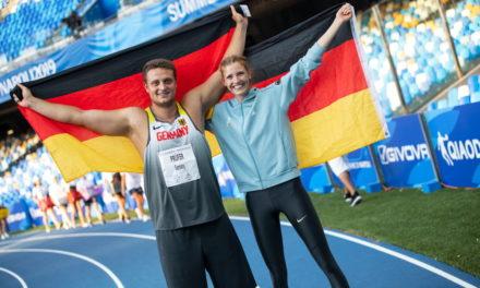 FISU World University Games: Deutschland bewirbt sich um die Ausrichtung