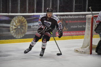 Piranha Jayden Schubert - Rostocker Eishockey Club e.V.
