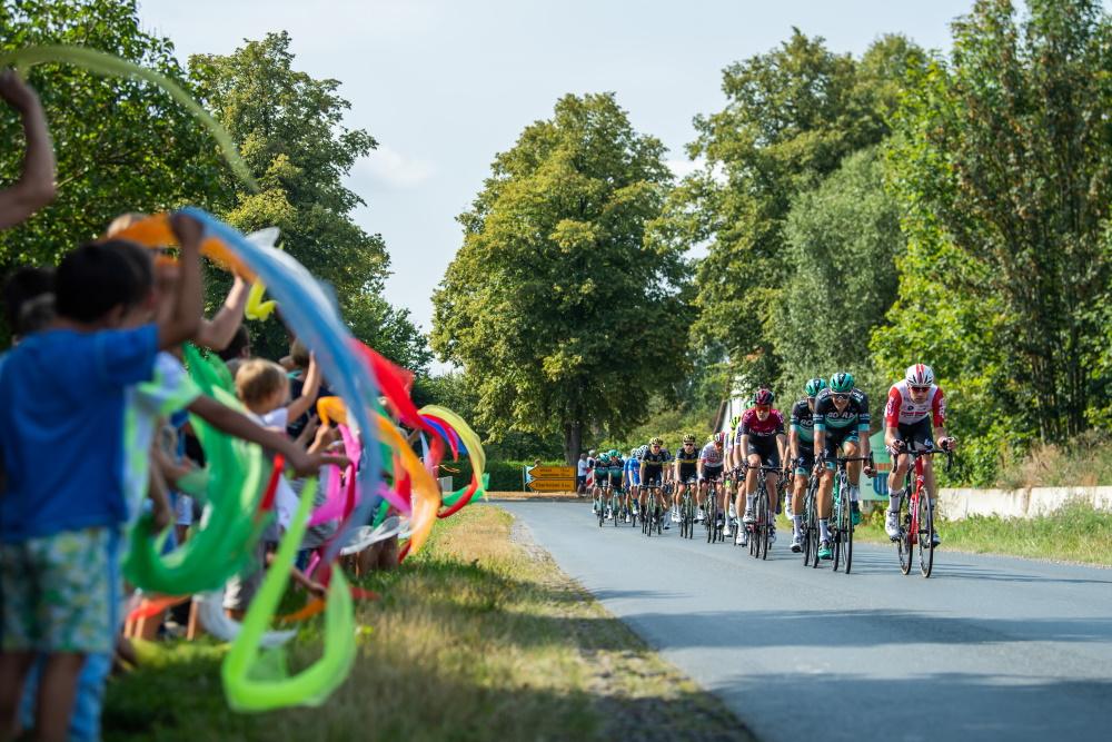 Deutschland Tour 2021 voll im Plan Großer Auftakt in der Hansestadt Stralsund