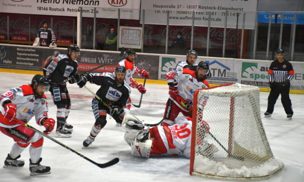 Piranhas in den Playoffs
