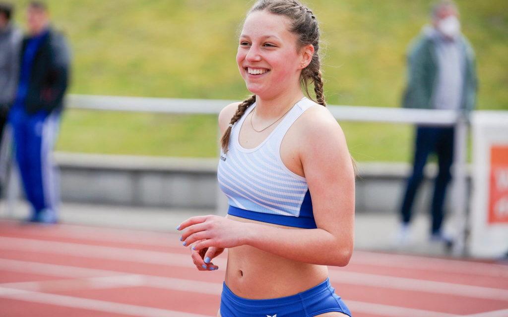Erfolgreicher Saisonauftakt für Athleten des 1. LAV Rostock