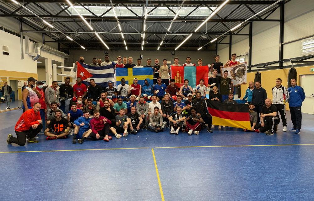Top-Boxer trainieren für U22-EM und Olympia-Qualifikation