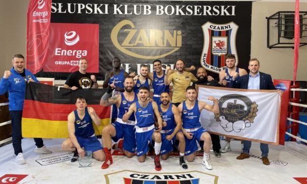 Traktor-Boxer verlieren knapp Kampfabend in Slupsk