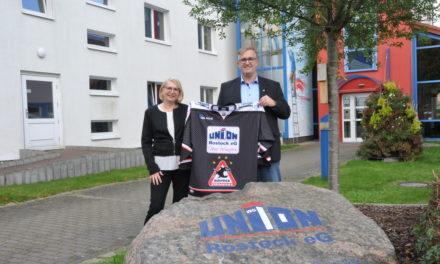 Ein ganz starkes Zeichen für Eishockey in Rostock