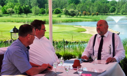 Golfpark Strelasund investiert in die Zukunft