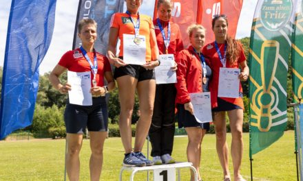 Landesmeisterschaften im Bahnlauf über 5000 und 10000 Meter  –   3 x Gold, 4 x Silber und 5 x Bronze gehen nach Laage.
